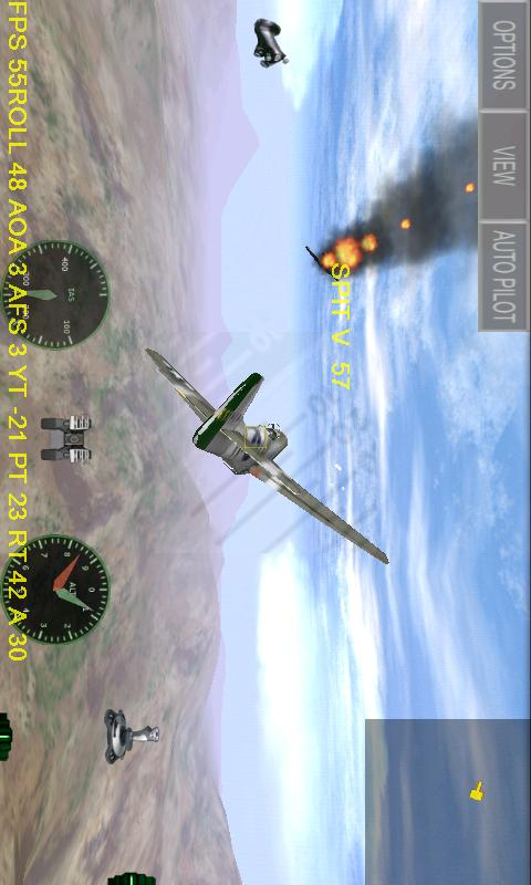 FighterWing Duel - screenshot