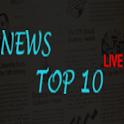 News Top 10 Live logo