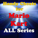 Mario Kart all series Cheats logo