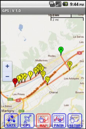 DLYS GPS Survival