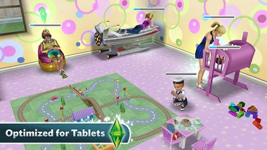 The Sims FreePlay 2.9.7 Pro APK