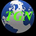 Tiny Google News logo