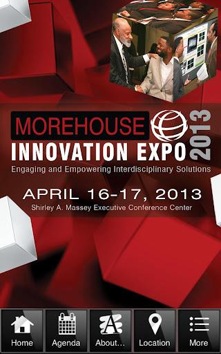 Morehouse Innovation Expo 2013