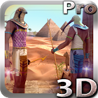 Egypt 3D Pro live wallpaper icon
