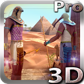 Egypt 3D Pro live wallpaper