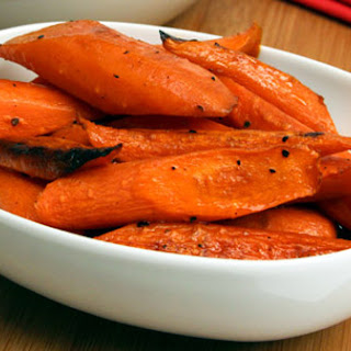Honey Balsamic Carrots