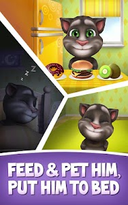 My Talking Tom 1.7.3 Apk + OBB Data 3