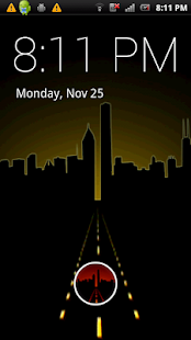 City Skyline Live Wallpaper - screenshot thumbnail