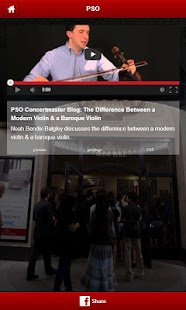 Pittsburgh Symphony Orchestra- screenshot thumbnail