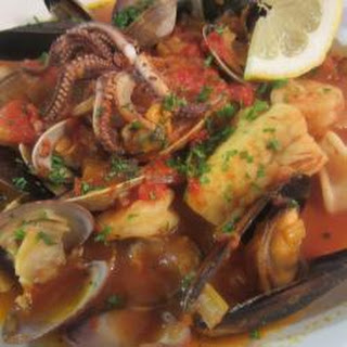 Italian Fish And Seafood Soup