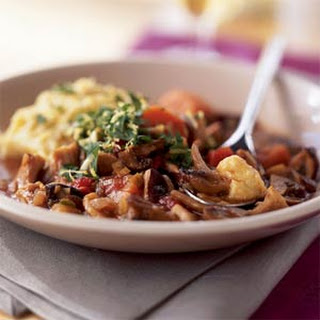 Wild Mushroom Stew with Gremolata