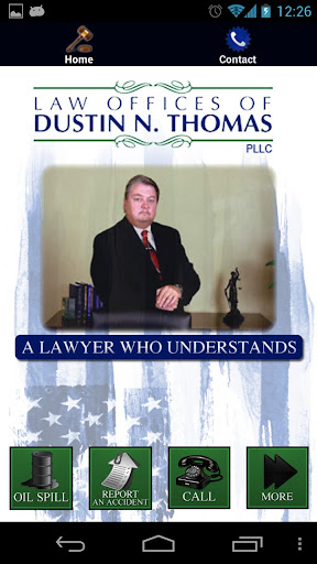 Dustin Thomas Law