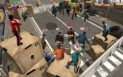 Group Fight Online- screenshot thumbnail