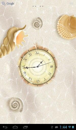 海底の時計