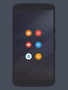 Naxos Flat Round Icon Pack v3.2.1
