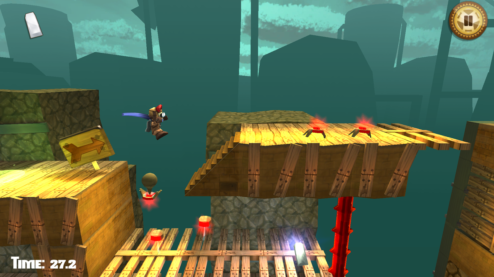 Grudger Hard Death- screenshot