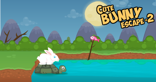 Cute Bunny Escape 2
