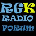 RogerKApp, amateur radio & CB icon
