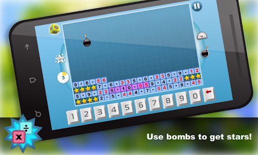 Math.Multiplication table Free- screenshot thumbnail