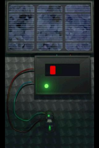 Solar Battery Charger - screenshot