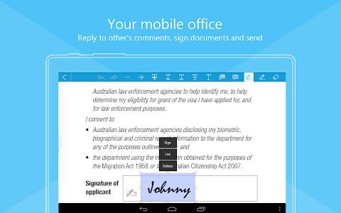 Foxit MobilePDF - PDF reader v3.0.0.0917