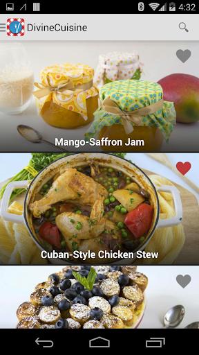 Divine Cuisine Recipes