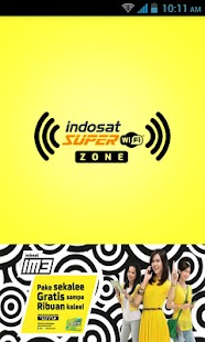 Indosat SuperWiFi- screenshot thumbnail