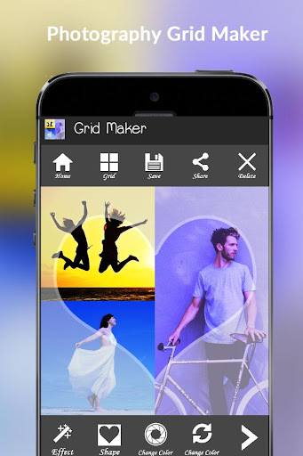 Photography Grid Maker