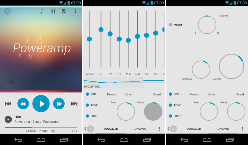 Download Skin for Poweramp v2 Flat Light APK latest version App by