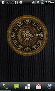 10蒸汽朋克時鐘