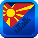 uTalk Macedonian icon
