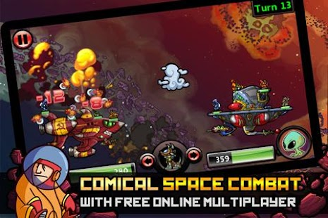 Cosmonauts- screenshot thumbnail