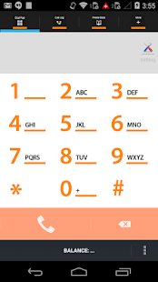 CSS Android VoIP Mobile Dialer- screenshot thumbnail