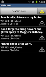 WiFi Alarm- screenshot thumbnail