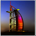 Burj Al Arab Locker Theme icon