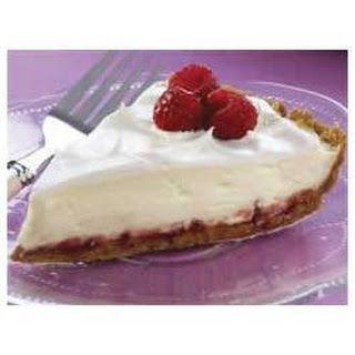 Lemon Raspberry Pie