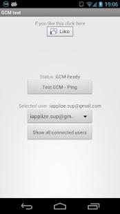 GCM- screenshot thumbnail