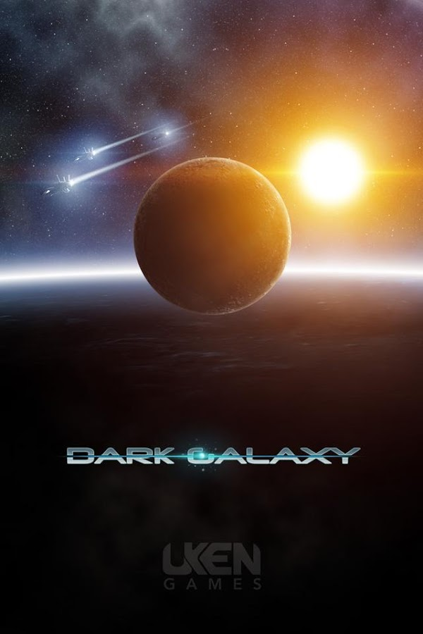Dark Galaxy: Space Wars- screenshot