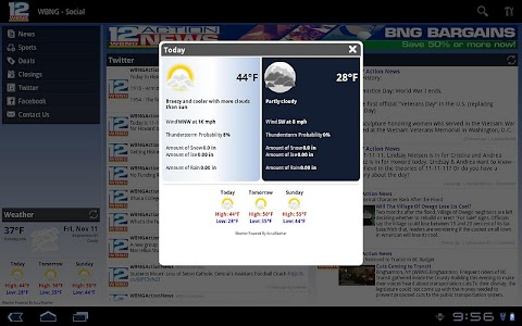 WBNG for Tablet screenshot 4