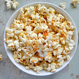 Buffalo Ranch Popcorn From Scratch No Ranch Packet.