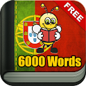 Learn Portuguese 6,000 Words icon
