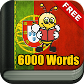 Learn Portuguese 6,000 Words