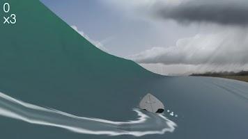 Screenshot of Infinite Surf
