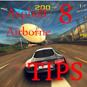 Asphalt 8: Airborne tips icon