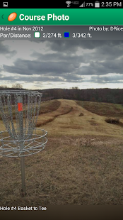 Disc Golf Course Review- screenshot thumbnail
