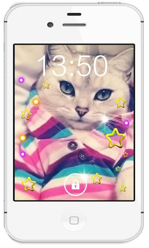 【免費個人化App】Kitty Songs live wallpaper-APP點子