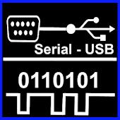 Terminal Serial USB RS232