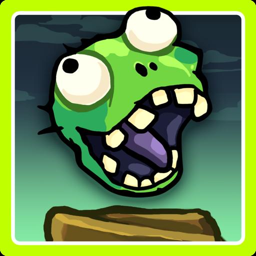 街机の空腹ゾンビ LOGO-記事Game