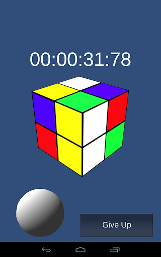 cube puzzle 3D 2*2 2.2 Windows u7528 1