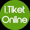i-Tiket Pesawat dan Kereta Api icon